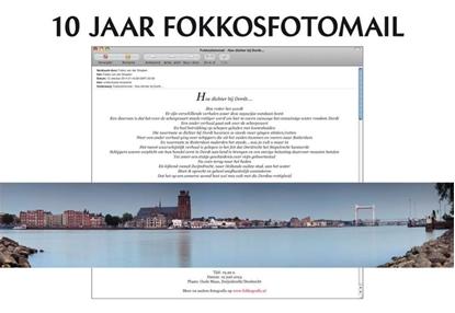 Afbeeldingen van 10 jaar Fokkosfotomail