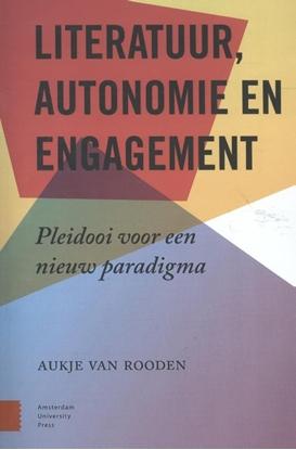 Afbeeldingen van Literatuur, engagement en autonomie