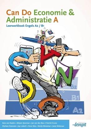 Afbeeldingen van Can do Economie & administratie A; Engels A2/B1/B2 Leerwerkboek