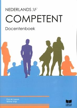Afbeeldingen van Competent Nederlands 3F Docentenboek
