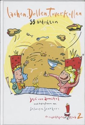 Afbeeldingen van De RoddelKletsKlub Lachen, Dollen, Toverkollen