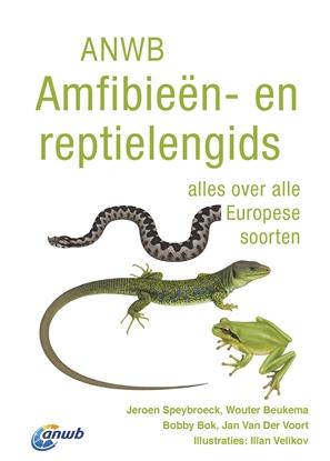 Afbeeldingen van ANWB Amfibieën- en reptielengids