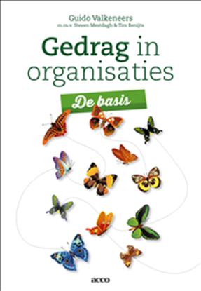 Afbeeldingen van Gedrag in organisaties