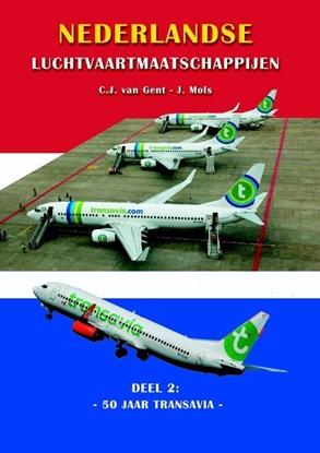 Afbeeldingen van Nederlandse Luchtvaartmaatschappijen 50 jaar Transavia