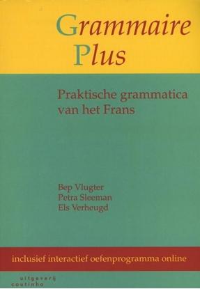Afbeeldingen van Grammaire plus