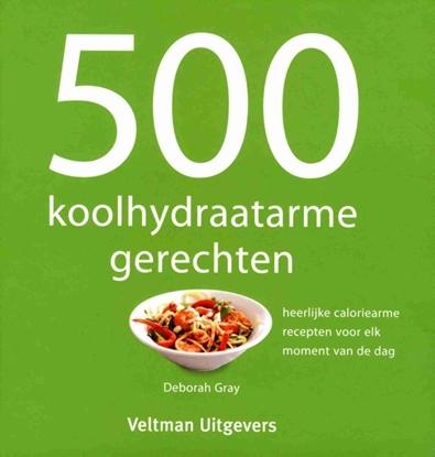 Afbeeldingen van 500 koolhydraatarme gerechten