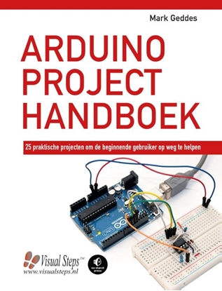 Afbeeldingen van Arduino project handboek