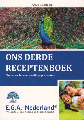 Afbeeldingen van Ons derde receptenboek
