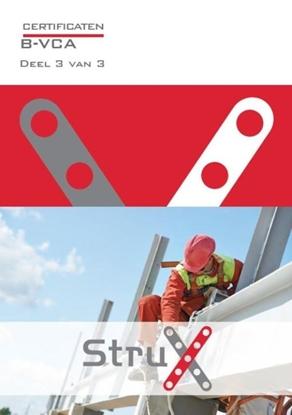Afbeeldingen van StruX Certificaat B-VCA 3 van 3