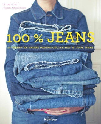 Afbeeldingen van 100 % jeans. Geef je jeans een nieuw leven