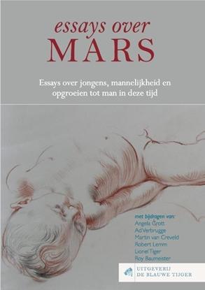 Afbeeldingen van Blauwetijgerreeks Essays over Mars