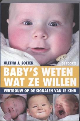 Afbeeldingen van Baby's weten wat ze willen