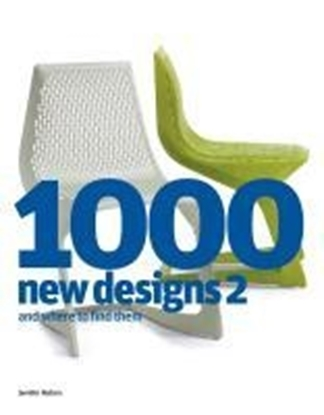 Afbeeldingen van 1000 New Designs 2 and Where to Find Them