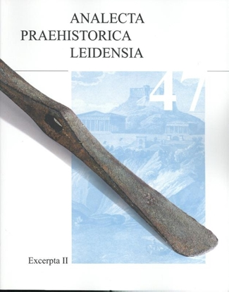Afbeeldingen van Analecta Praehistorica Leidensia Excerpta archaeologica Leidensia II