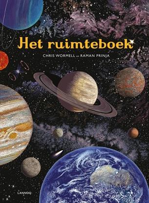 Afbeeldingen van Het ruimteboek