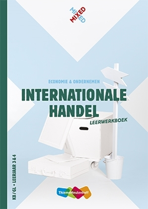 Afbeeldingen van Internationale handel KB/GL leerjaar 3 & 4 Leerwerkboek
