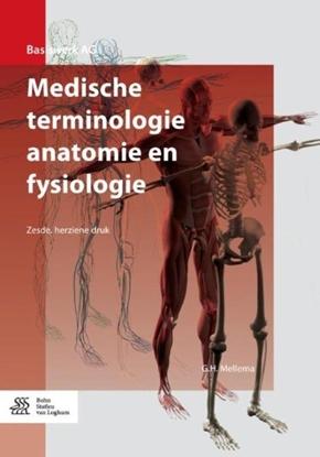 Afbeeldingen van Basiswerk AG Medische terminologie anatomie en fysiologie