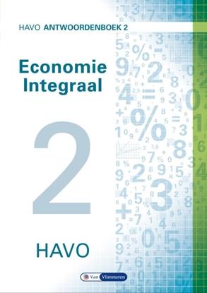 Afbeeldingen van Economie Integraal havo Antwoordenboek 2