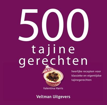 Afbeeldingen van 500 tajine gerechten