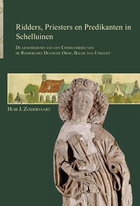 Afbeeldingen van Bijdragen tot de Geschiedenis van de Ridderlijke Duitsche Orde, Balije van Utrecht Ridders, priesters en predikanten in Schelluinen
