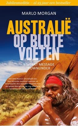 Afbeeldingen van Australie op blote voeten
