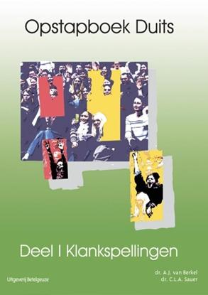 Afbeeldingen van Opstapboek Duits 1 Klankspellingen