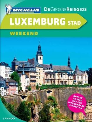 Afbeeldingen van Groene Michelingids Luxemburg stad weekend