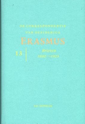 Afbeeldingen van De correspondentie van Desiderius Erasmus Brieven 1802 - 1925
