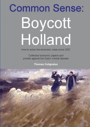 Afbeeldingen van Common sense: Boycott Holland