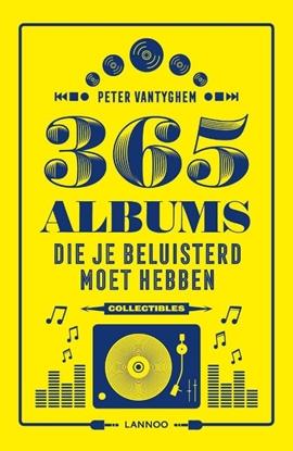 Afbeeldingen van 365 albums die je beluisterd moet hebben