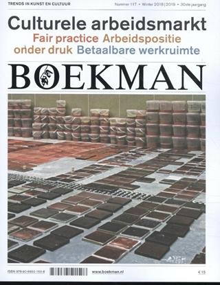Afbeeldingen van Boekman Culturele arbeidsmarkt