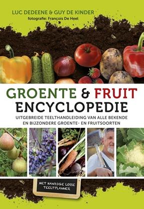 Afbeeldingen van Groente- en fruitencyclopedie