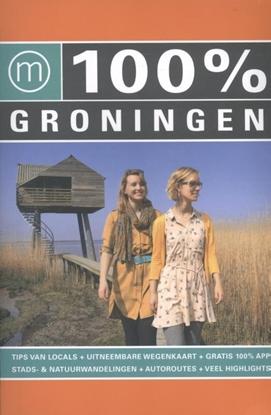Afbeeldingen van 100% regiogidsen 100% Groningen