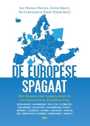 Afbeeldingen van De Europese Spagaat