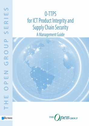 Afbeeldingen van The open group series O-TTPS for ICT product integrity and supply chain Security