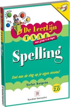 Afbeeldingen van De LeerLijn Taal Spelling