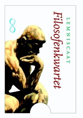 Afbeeldingen van *Lemniscaat filosofenkwartet