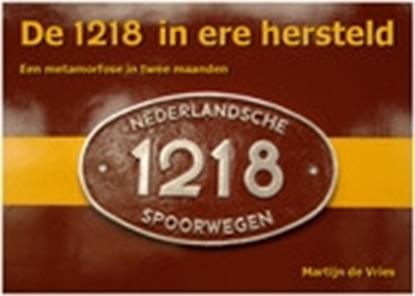 Afbeeldingen van De 1218 in ere hersteld