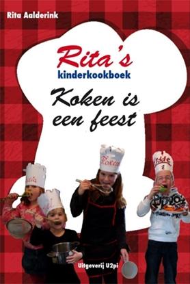 Afbeeldingen van Rita´s kinderkookboek koken is een feest