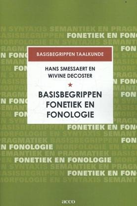 Afbeeldingen van Basisbegrippen fonetiek en fonologie