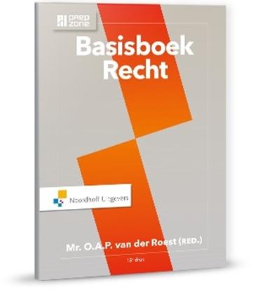 Afbeeldingen van Basisboek Recht
