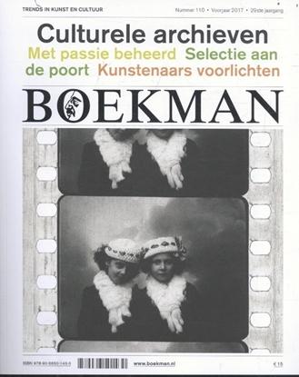 Afbeeldingen van Boekman Culturele archieven