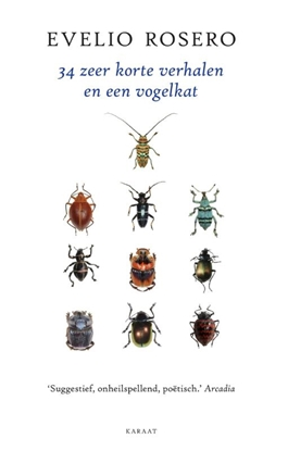 Afbeeldingen van 34 Zeer korte verhalen en een vogelkat
