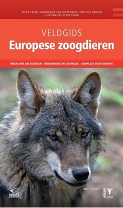 Afbeeldingen van Veldgids Europese zoogdieren