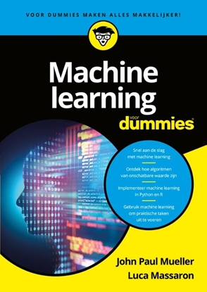 Afbeeldingen van Machine Learning voor Dummies