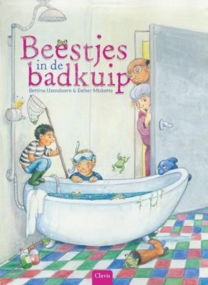 Afbeeldingen van Beestjes in de badkuip