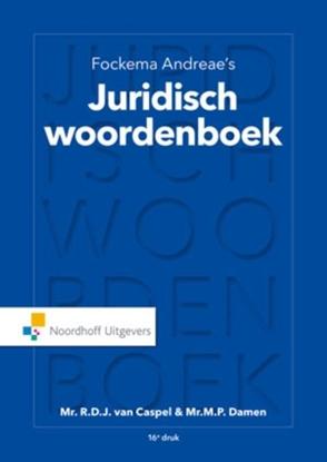 Afbeeldingen van Fockema Andreae's juridisch woordenboek