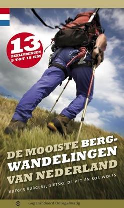 Afbeeldingen van De mooiste bergwandelingen van Nederland
