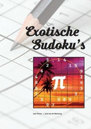 Afbeeldingen van Exotische Sudoku's