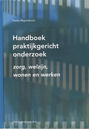 Afbeeldingen van Handboek praktijkgericht onderzoek